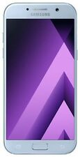 "New Imported Samsung Galaxy A5 2017 Duos Dual 32GB 3GB 5.2"" 16MP 16MP Blue Color"