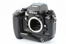 Nikon F4s Body with MB-21 Excellent Condition #47759