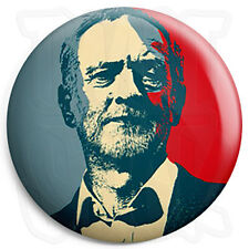 Jeremy Corbyn - Hope - 25mm Button Badge - Labour Political Leader Support