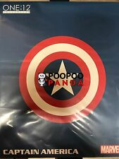 Mezco Toyz One:12 Collective Captain America Action Figure IN STOCK USA