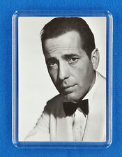 Humprey Bogart - Classic Film Star Fridge Magnet - (7cm x 4.5cm) - Gift Idea