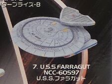 STAR TREK THE NEXT GENERATION : U.S.S. FARRAGUT NCC-60597 MODEL MADE BY FURUTA