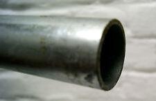 """4x Stahlrohr Geländerrohr Gewinderohr Rund Feuerverzinkt 48,3x3,2mm 1 1/2"""" 50cm"""