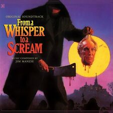 From A Whisper To A Scream / O.S.T. - Jim Manzie (2015, Vinyl NEUF)