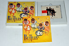 BEATLES - REAL LOVE UK CD BOXSET WITH 38 PAGE BOOKLET