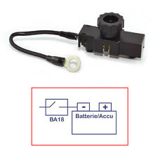 INTERRUTTORE STACCA BATTERIA PER MOTO (Battery Master Switch) 160A - 12V/10 Sec.