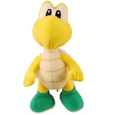 "9"" KOOPA TROOPA SUPER MARIO BROS PLUSH SOFT TOY TEDDY TURTLE BNWT"
