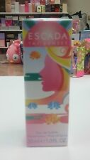 Escada Taj Sunset Eau De Toilette for Women 1 oz / 30 ml, New in Box Genuine