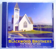 2006'S COMPACT DISC, THE BLACKWOOD BROTHERS, THE FAMILY OF GOD, ORIGINAL ARTISTS