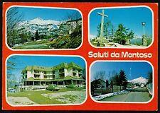 AD0476 Cuneo - Provincia - Saluti da Montoso - Vedute
