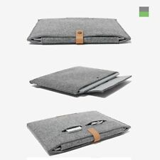 Wool Felt Laptop Notebook Cover Bag Case For MacBook Air Pro Retina 13'' inch