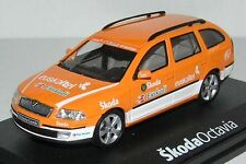 1/43 TdF Tour de France ABREX SKODA OCTAVIA EUSKADI EUSKATEL support car