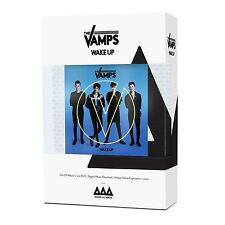 THE VAMPS - WAKE UP (LIMITED.ACCESS ALL AREAS EDITION.)  CD + DVD NEW+