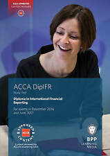 DipIFR Diploma in International Financial Reporting, BPP Learning Media