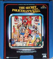 SECRET POLICEMAN'S OTHER BALL - M.PYTHON, CLAPTON, DONOVAN - MGM CED VIDEODISC