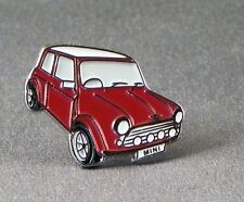 Metal Enamel Pin Badge Brooch Mini Austin Cooper Car Mini Owners Club