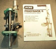RCBS Piggyback II Progressive Conversion Unit (87807)