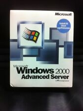 Windows 2000 Advancend Server mit Internet Connector Lizenz, unlimited Users,