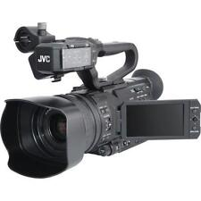 JVC GY-HM200U Ultra 4K HD 4KCAM Professional Camcorder & Top Handle Audio Unit