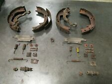 1991-96 Mitsubishi 3000GT Stealth E Emergency Brake Components and shoes
