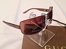 HOT GUCCI GG1894/S 1FL73 69-12-115  COPPER DEEP ROSE GOLD/BROWN UNISEX SUNGLASS