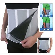 Neoprene Fat Cellulite Burner Sauna Slimming Waist Belt for Sweat Exercise Gym