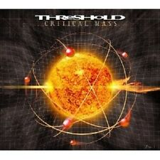 THRESHOLD - CRITICAL MASS  CD DEFINITIVE EDITION HEAVY METAL HARD ROCK NEU