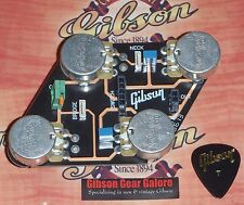 Gibson Les Paul Standard CTS Pot Control Board Guitar Parts Quick Connect T HP