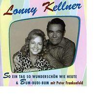 Lonny Kellner So Ein Tag So Wunderschön Wie Heute Peter Frankenfeld BEAR FAMILY