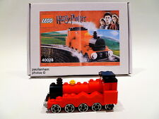 LEGO HARRY POTTER MINI HOGWARTS EXPRESS #40028 LIMITED EDITION COLLECTOR'S ITEM