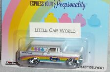 HOT WHEELS Pop Culture '56 Chevy Nomad Real Riders Just Born Series 1956 NIP HTF