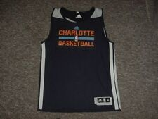 NBA Charlotte Bobcats Team Issued 2013-14 Navy Practice Jersey Size 2XL2