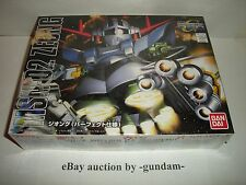 SD Gundam BB Senshi 234 MSN-02 ( Perfect ) Zeong Bandai Super Deformed model kit