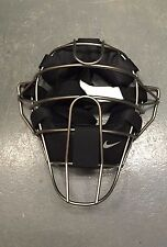 Nike Titanium Catchers Mask - BLACK