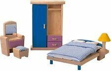 Plan Toy Doll House Bedroom - Neo Style