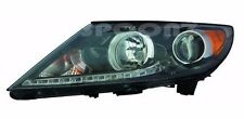 KIA SPORTAGE 2013 2014 2015 2016 HEADLIGHT W/O LED HEAD LAMP NEW - LEFT