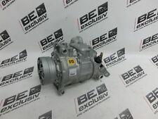 original Audi A7 4G V8 4,0 TFSI Kompressor Klima Klimakompressor 4G0260805F