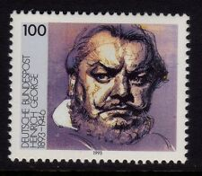 Germany 1993 Heinrich George, Actor SG 2533 MNH