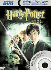 Harry Potter and the Chamber of Secrets Mini-DVD, 2005, 3-Disc Set New Sealed