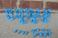 Civil War Union Infantry Firing Line Paragon 1/32 54 MM Toy Soldiers