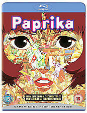 PAPRIKA - BLU-RAY - REGION B UK