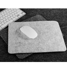 Multifunctional Felt Mouse pad oversized thick office desktop notebook mouse mat