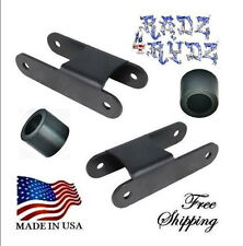 "2004-2012 Colorado Canyon H3 H3T 3""-2"" Lift Kit Torsion Key Spacer Shackles"