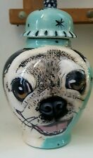 Custom memorial Pet urns cremation dog urn pug urn Boston terrier dog cats ashes