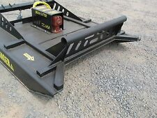 """72"" HEAVY DUTY BOBCAT SKIDSTEER MOWER, BUSH HOG, BRUSH CUTTER  ATTACHMENT"