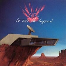 10,000 Hz Legend by Air (CD, 2001 Source/Astralwerks)  French Electronica Duo