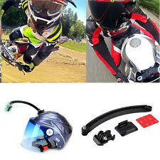 Long-lasting Motor Cross Arm Mount Helmet Extension For Gopro Hero Accessories