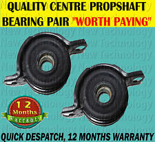 FOR MITSUBISHI GTO 3000GT 3.0 Z1** 90-00 CENTRE PROP SHAFT PROPSHAFT BEARING X2