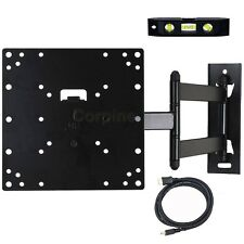 "Tilt Swivel TV Wall Mount Bracket for LG Vizio 24 26 29 32 37 39 42"" LCD LED ML7"