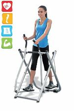 New Fit Air Walker Gravity Exercise Toner Cross Trainer Workout Machine Strider